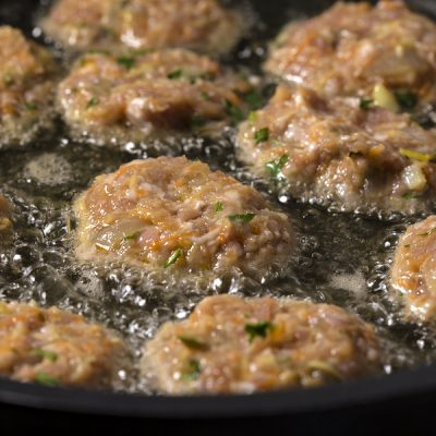 Grain Free Meatballs