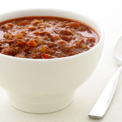 Bean-less Crock Pot Chili