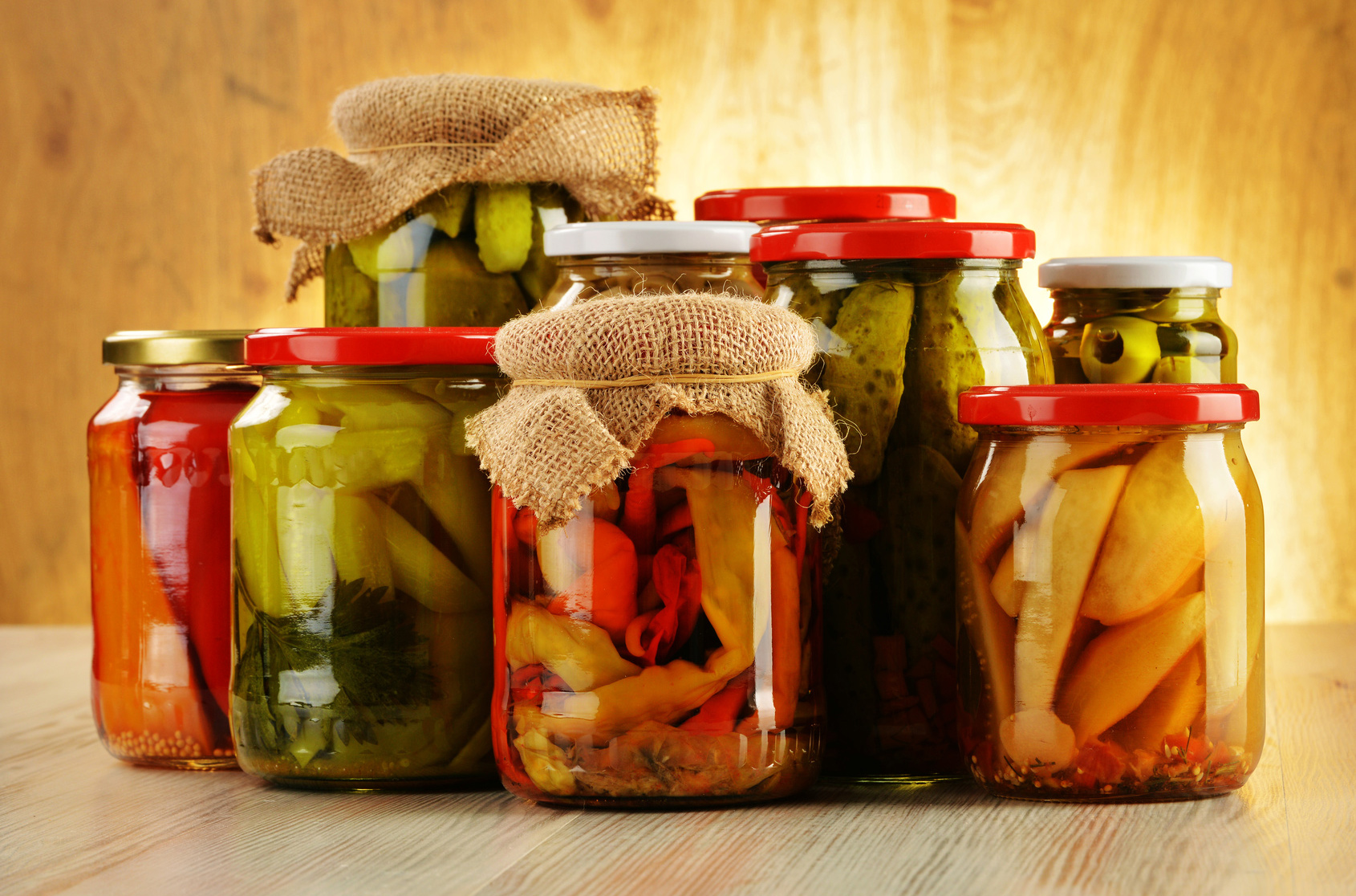 Dr. C's Top 3: Fermented Foods - Dr. Becky Campbell