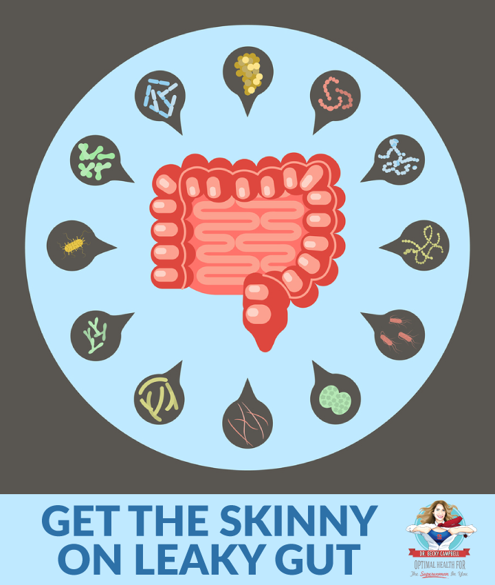 Get the skinny on leaky gut