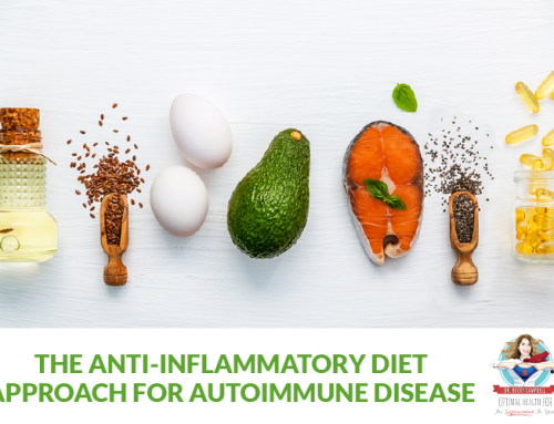 Autoimmune Disease Diet: An Anti-inflammatory Approach