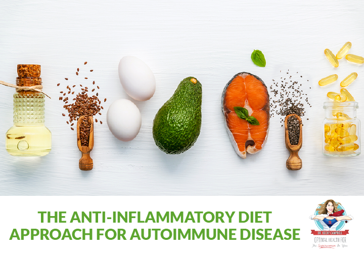 The Anti-Inflammatory Diet Approach For AutoImmune Disease | Dr Becky Campbell