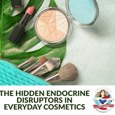 There might be toxins hiding in your makeup, shampoo and moisturizers! Avoiding these toxins can help protect your hormone balance and are especially important for anyone suffering from thyroid disease or any other autoimmune condition   Dr Becky Campbell