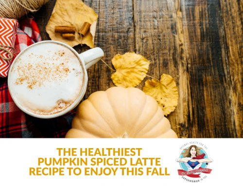 The Healthiest Pumpkin Spiced Latte Recipe To Enjoy This Fall
