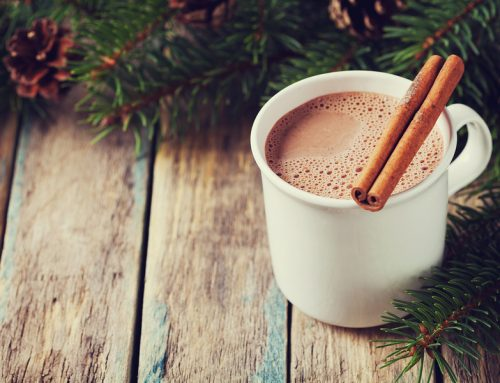 A Ridiculously Delicious Paleo Hot Chocolate