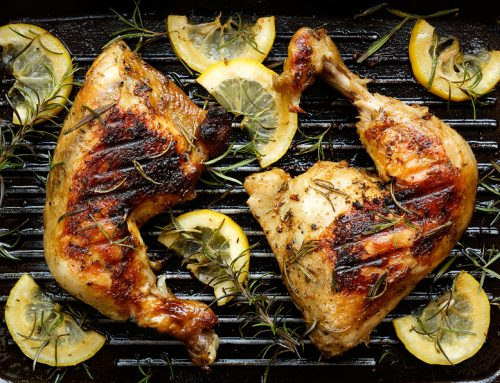 Rosemary & Lemon Chicken Recipe