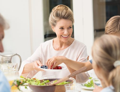 GUEST BLOG POST: How Paleo Can Help You Cope With The Menopause